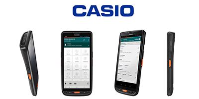 Casio ET-L10 testado para utilização com MSS