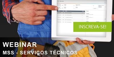Apresentação do Módulo de Serviços Técnicos MSS v5.1